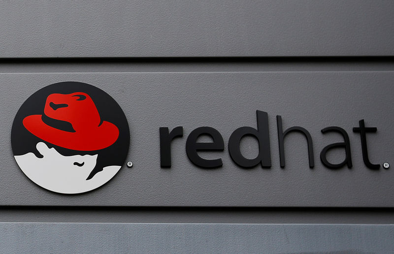 © Reuters. redhat_crop
