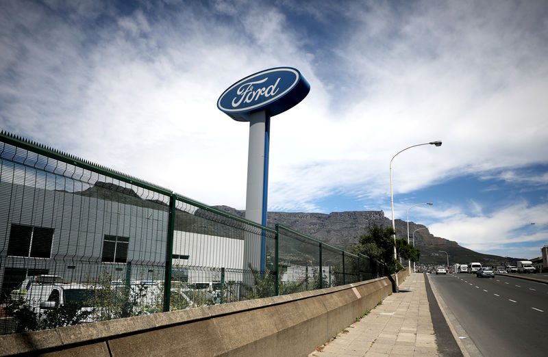 Flipboard Automotive Industry Ford Baidu To Start Self Driving Road Tests In China