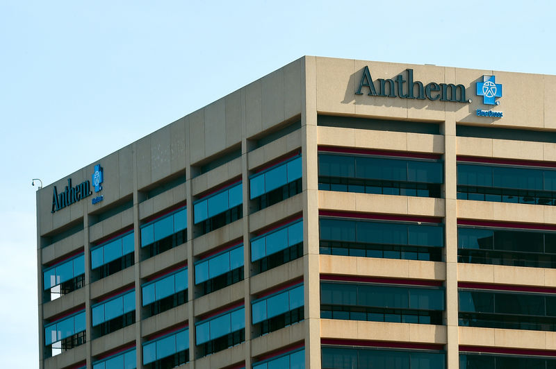 Anthem profit beats as insurer reins in costs By Reuters