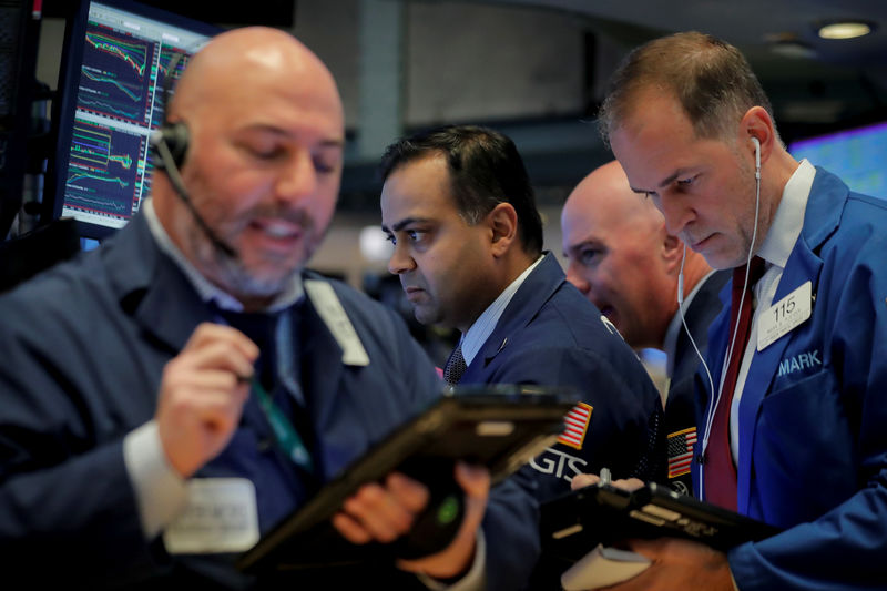Global funds raise U.S. stock holdings to multi-year highs