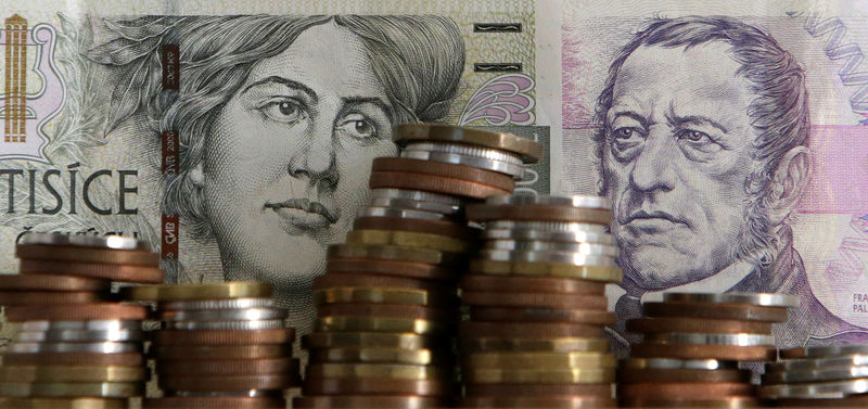 Main CEE currencies seen firming as central bank hawks strengthen: Reuters poll