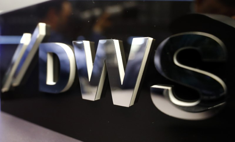 Deutsche's DWS to buy stake in Dubai-based digital investment firm