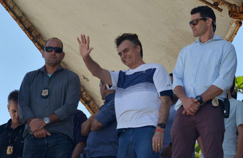 Brazil's next president declares war on 'fake news' media