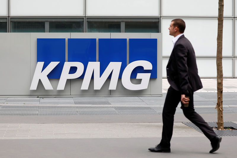 KPMG to phase out non-audit work for British bookkeeping clients
