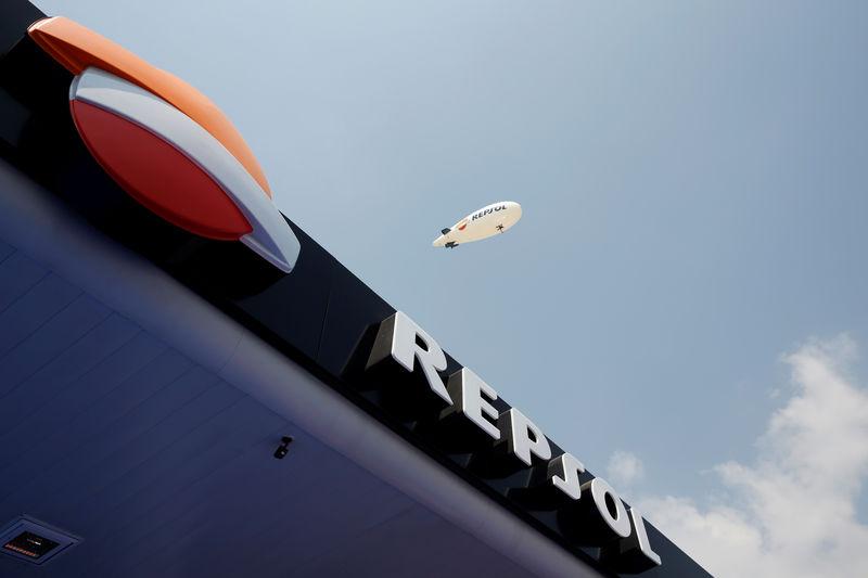 © Reuters. Repsol amortizará un 4% del capital en autocartera
