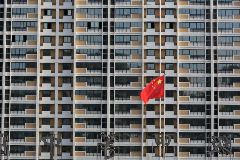 © Reuters. CHINE: LA BOMBE À RETARDEMENT DU CRÉDIT ADOSSÉ AUX ACTIONS
