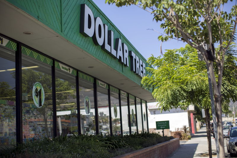 Dollar Tree stock is a bargain, down 18 percent this year: Barron's