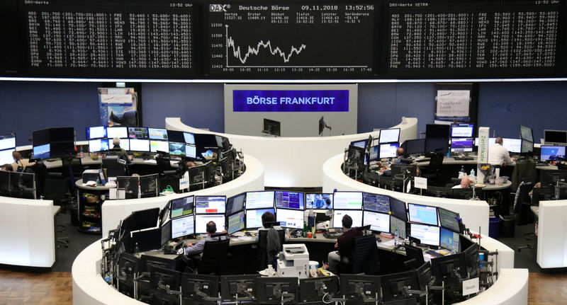 Image result for Oil helps European stocks rise while tobacco goes up in smoke