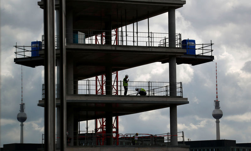 German economy contracts on weak foreign trade, auto bottleneck
