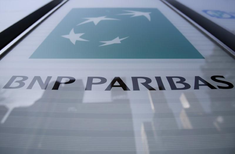 © Reuters. BNP CONFIE UNE MISSION À CAPOBIANCO, RATTACHÉE À BONNAFÉ