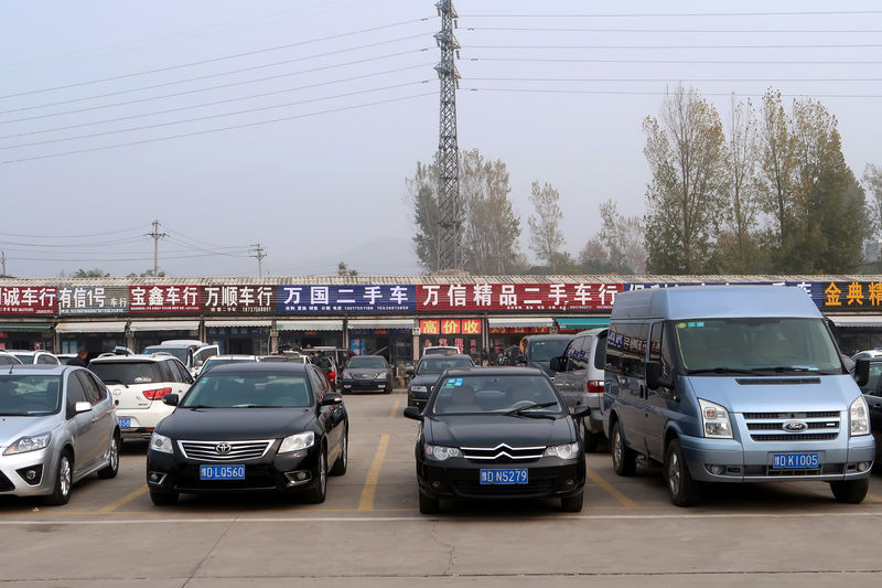 In China S Hinterland Car Market Growth Engine Sputters By Reuters
