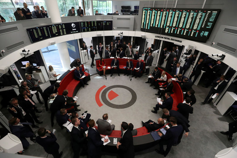 Exclusive Traders In Talks To Form First Lme Ring Member