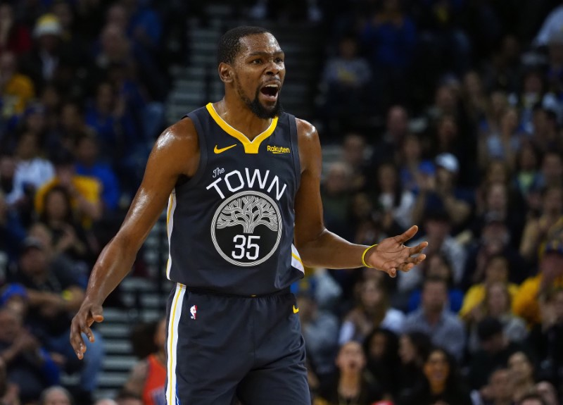 © Reuters. NBA: Los Angeles Clippers at Golden State Warriors