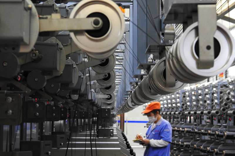 China's industrial profits suffer first drop in three years, piles pressure on economy