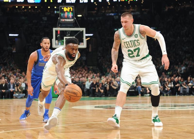 NBA roundup: Celtics rip Mavs wire-to-wire By Reuters