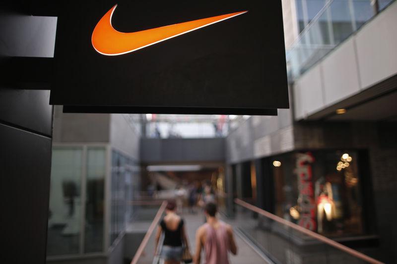 2ddc417e3089 ЕС расследует налогообложение Nike в Нидерландах От Reuters
