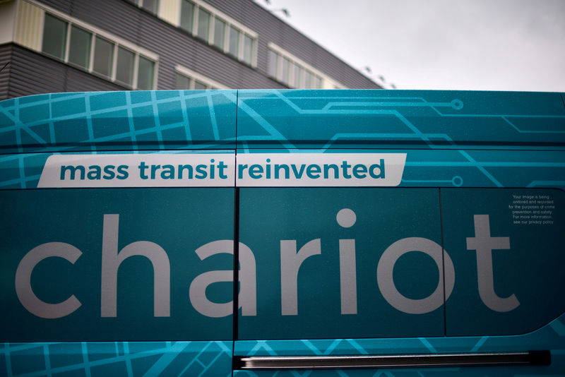 Ford's ride-share service Chariot to shut operations by March-end