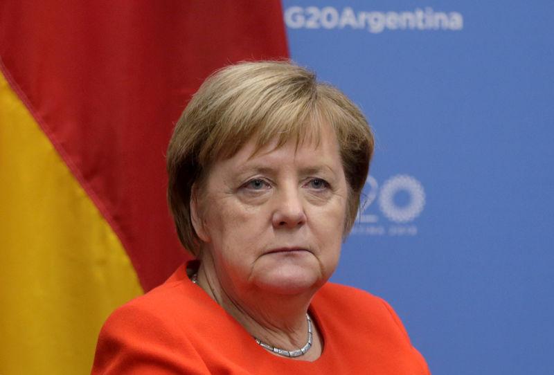 © Reuters. دير شبيجل: ألمانيا تواجه عجزا بقيمة 100 مليار يورو في الميزانية حتى 2023