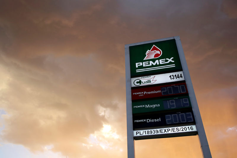 Pemex's New York roadshow spooks investors, yields spike