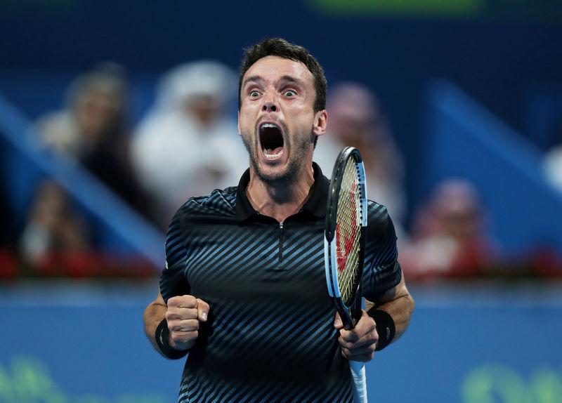 © Reuters. ATP - Qatar Open