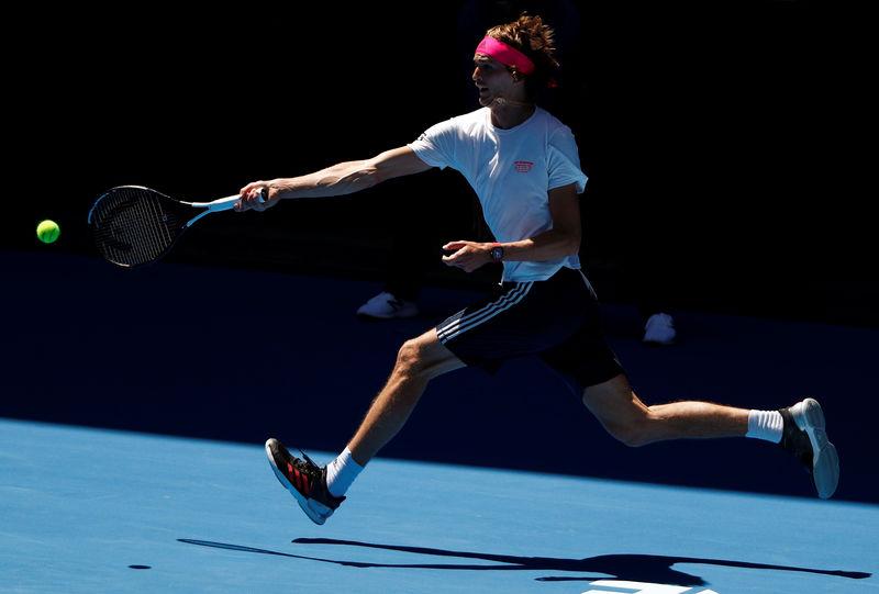 © Reuters. Tennis - Australian Open - Melbourne Park, Melbourne, Australia