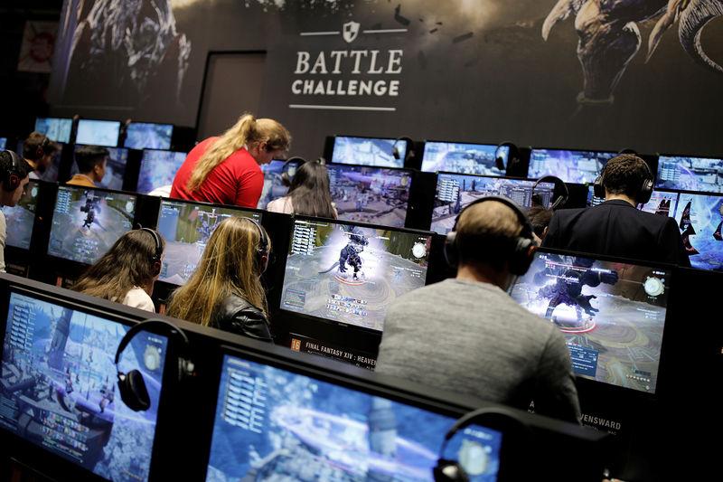 © Reuters. الاضطراب الناجم عن ألعاب الفيديو.. هل يصبح مرضا عالميا؟