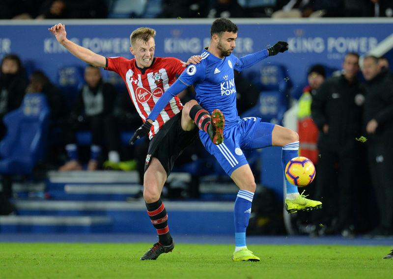 © Reuters. Premier League - Leicester City v Southampton