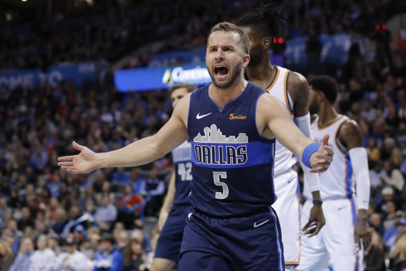 © Reuters. NBA: Dallas Mavericks at Oklahoma City Thunder