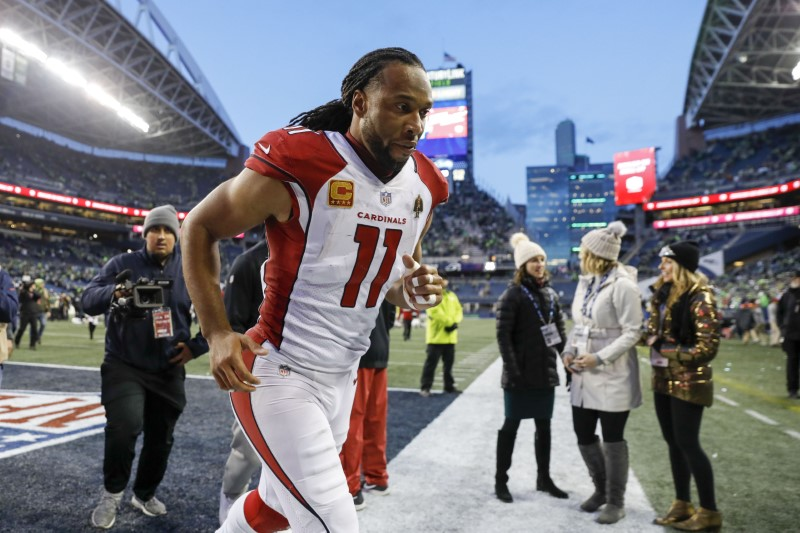 © Reuters. NFL: Arizona Cardinals at Seattle Seahawks