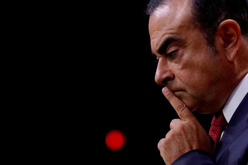 Renault-Nissan's Ghosn received 7 million euros from Dutch JV: Les Echos