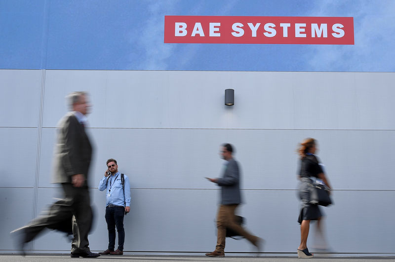 BAE Systems unit wins $474 million U.S. defence contract - Pentagon