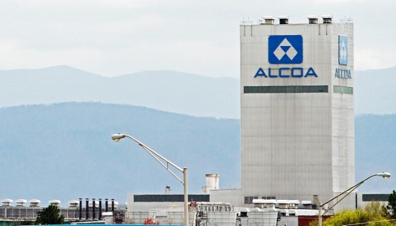 Alcoa: Résultats meilleurs que prévu, le titre grimpe