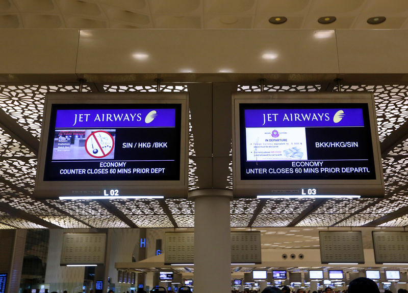India's SBI says lenders in talks for Jet Airways' restructuring plan