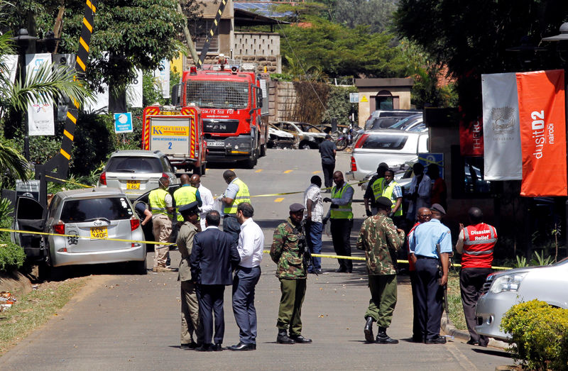 Last 19 missing after deadly Nairobi hotel attack now accounted for: Red Cross