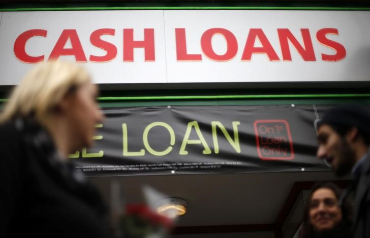 Payday lending complaints surge in Britain - watchdog