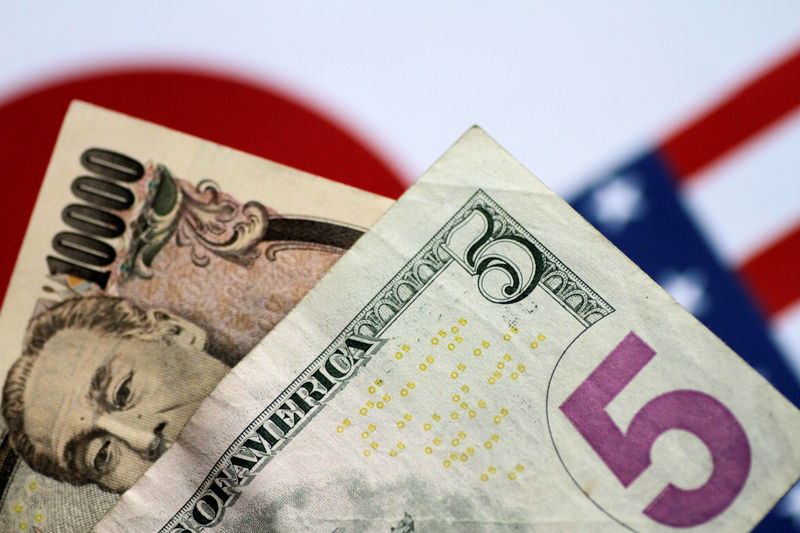 Reuters Ilration Photo Of U S Dollar And An Yen Notes