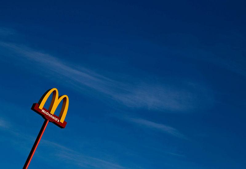 McDonald's U.S. same-store sales miss estimates