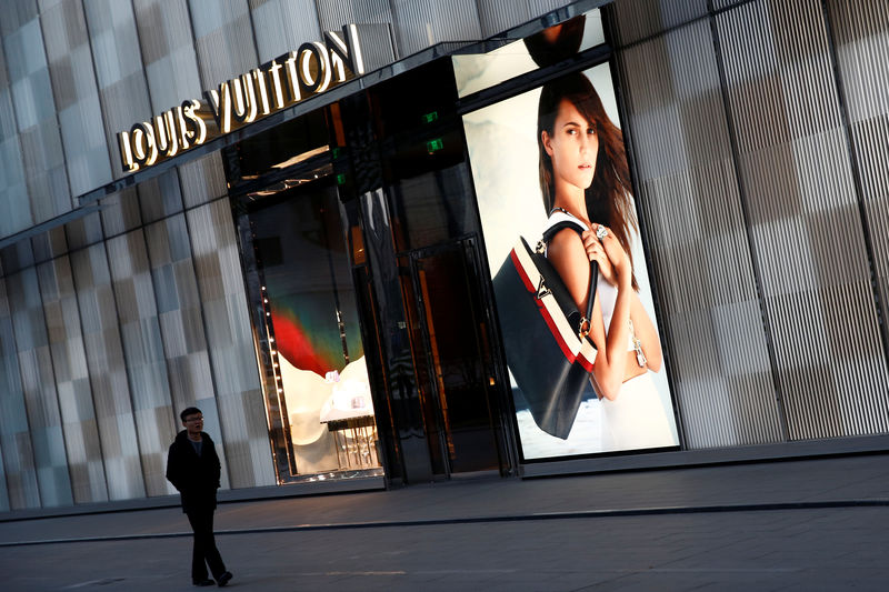 Luxury stocks may yet lose luster despite China\'s taste for Vuitton ...