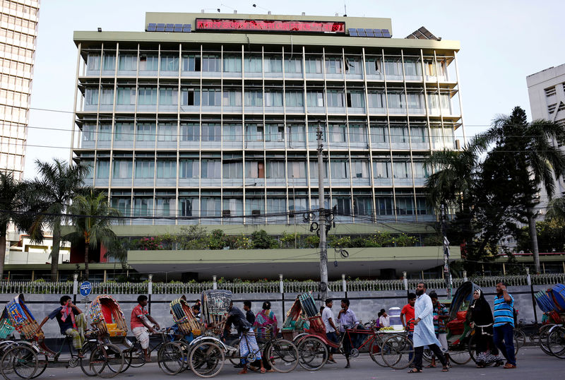 SWIFT says helping Bangladesh Bank rebuild network after cyber heist