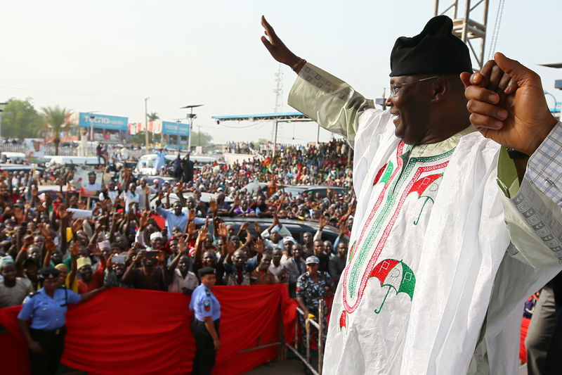 Image result for Exclusive: Nigerian candidate's U.S. visit was temporary reprieve from graft ban