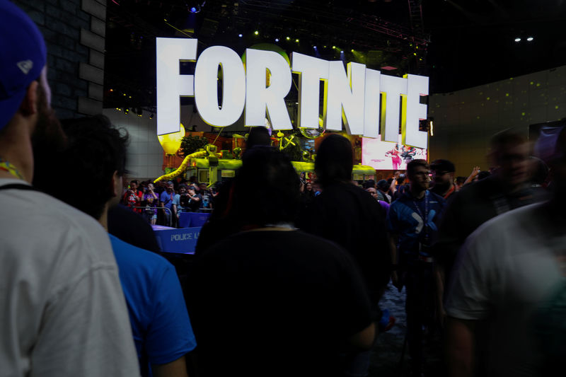 Take-Two, EA forecasts spark concerns as 'Fortnite', 'PUBG' win over gamers