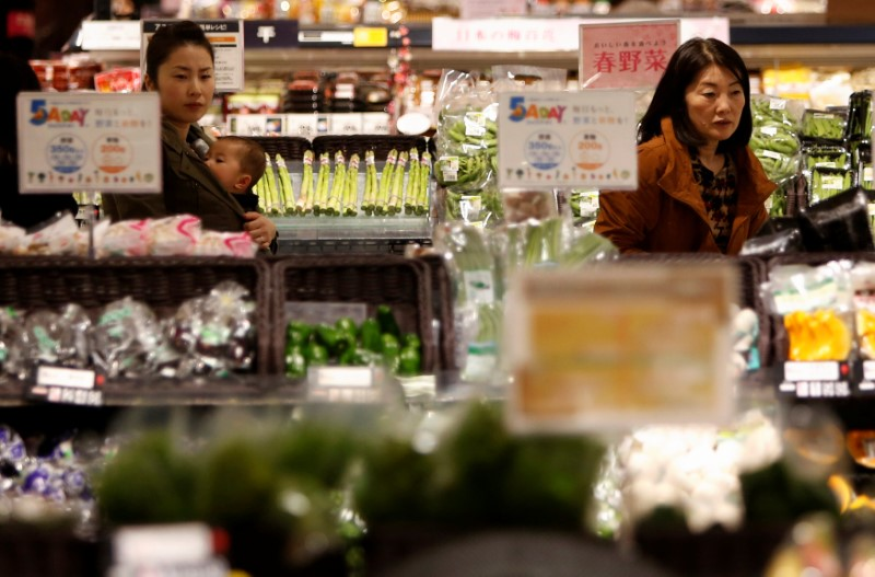 Japan household spending rebounds slightly in December as real wages rise