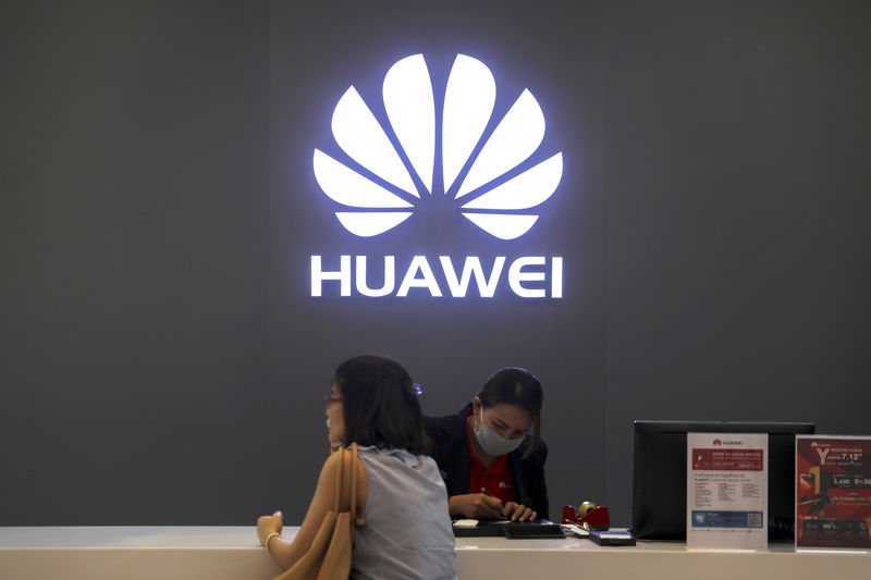 Thailand launches Huawei 5G test bed, even as U.S. urges allies to bar Chinese gear