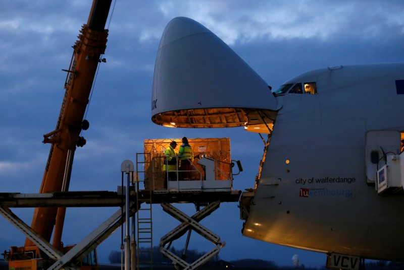 Fifty years on, Boeing's 747 clings to life as cargo carrier