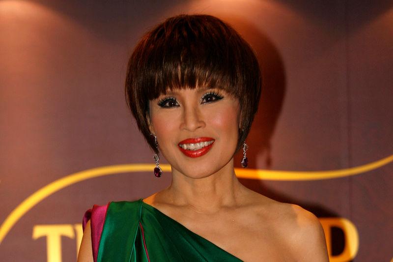 © Reuters. FILE PHOTO: Ubolratana Rajaka, Princess of Thailand, attends