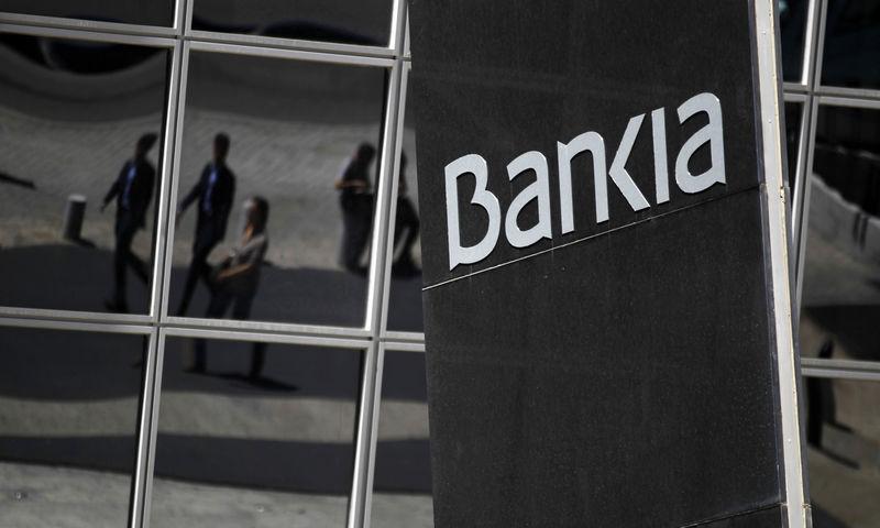 © Reuters. BANKIA, À SUIVRE À LA BOURSE DE MADRID