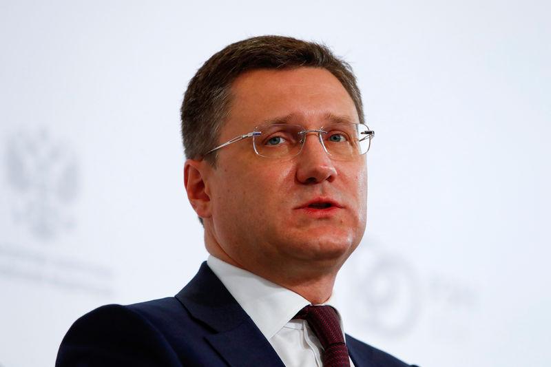 © Reuters. الكرملين: لا محادثات لإنشاء تحالف جديد بين روسيا وأوبك