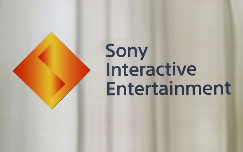 © Reuters. Logo da Sony Interactive Entertainment em Tóquio, no Japão