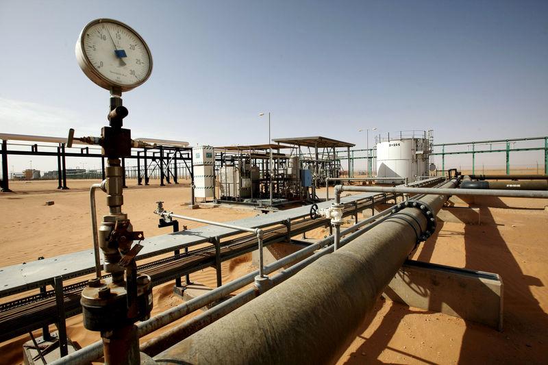 نتيجة بحث الصور عن مؤسسة النفط: ليبيا ملتزمة باستئناف إنتاج حقل الشرارة حال ضمان سلامة العمال