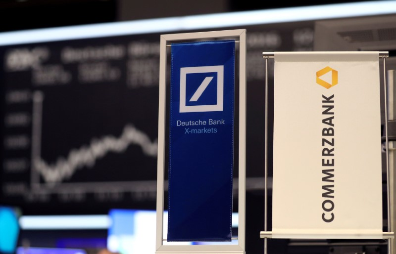Deutsche, Commerzbank exposed to takeover because of weak stock value: Kukies